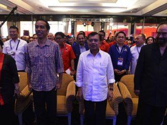 Dalam Bursa Pemilian Presiden 2019, Joko Widodo Akan Di Support Partai NasDem